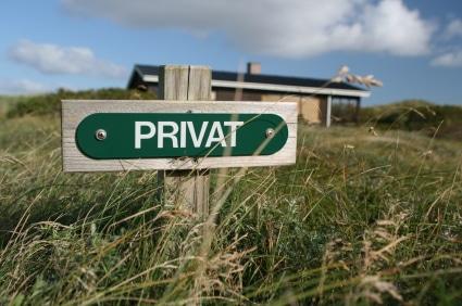 Swingerne mødes også privat uden for de etablerede swingerklubber.