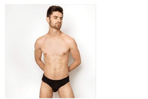 Eksempel på tøj til en mandelig swinger. Dette kunne sagtens fungerer i en swingerklub.